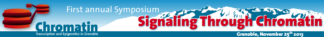 "Symposium 2013 ""Signaling Through Chromatin"""